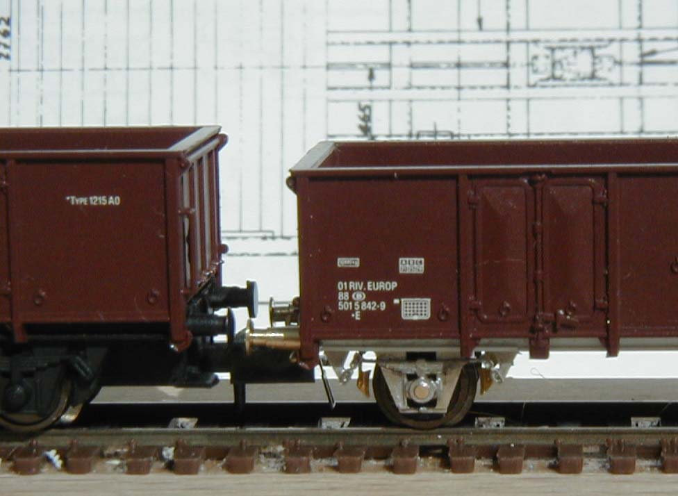 Built your own fiNe-scale wagons